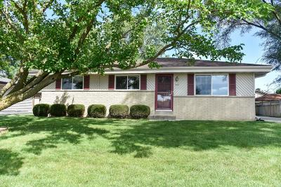 Oconomowoc Single Family Home Active Contingent With Offer: 408 Jefferson St