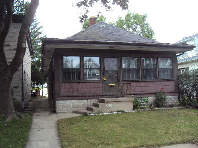 West Allis Single Family Home Active Contingent With Offer: 2057 S 59th St
