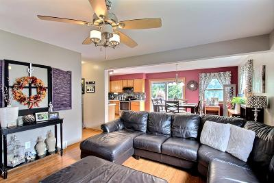West Bend Condo/Townhouse Active Contingent With Offer: 1529 Vogt Dr