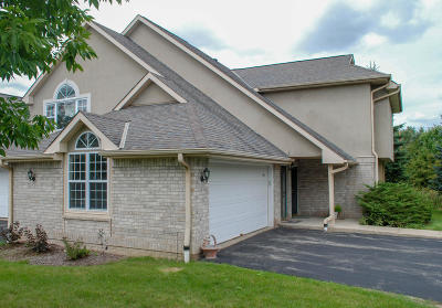 Franklin Condo/Townhouse Active Contingent With Offer: 9128 W Elm Ct #F