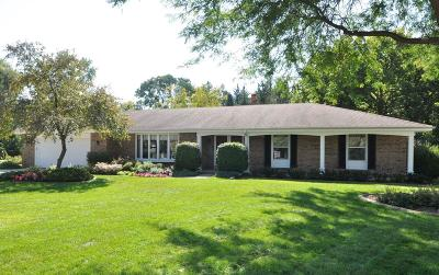 Brookfield Single Family Home Active Contingent With Offer: 2350 Mary Beth Ct