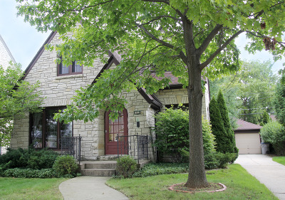 Milwaukee Single Family Home Active Contingent With Offer: 2818 N 68th St