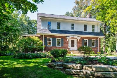 Ozaukee County Single Family Home For Sale: 6511 W Division St
