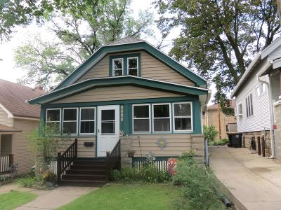 Single Family Home For Sale: 1345 N 68th St