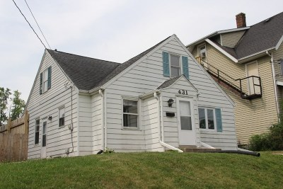 Hartford Single Family Home For Sale: 431 Pleasant Ave