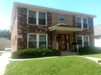 West Allis Multi Family Home Active Contingent With Offer: 1943 S 89th St