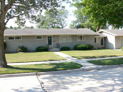 Sheboygan Single Family Home Active Contingent With Offer: 2505 North Ave