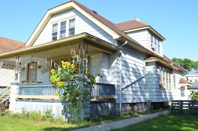 Single Family Home Sold: 2560 S 20th St