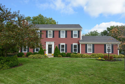 New Berlin Single Family Home Active Contingent With Offer: 4120 S Victoria Cir