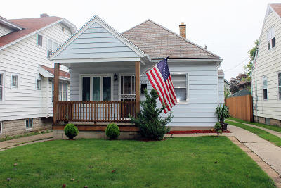 Milwaukee Single Family Home For Sale: 2922 N 59th St