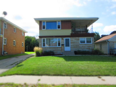 Milwaukee Two Family Home For Sale: 3415 S 84th St #3417