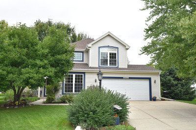 Sussex Single Family Home Active Contingent With Offer: N58w24622 Clover Dr