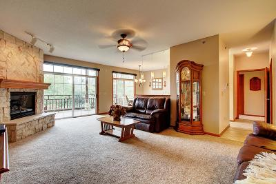 Franklin Condo/Townhouse Active Contingent With Offer: 7949 S Scepter Dr #5