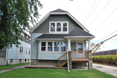 West Allis Two Family Home For Sale: 833 S 73rd St #835