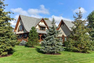 Racine County Single Family Home For Sale: 6236 Bald Eagle Rd