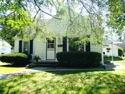 Greenfield Single Family Home For Sale: 4623 W Holt Ave