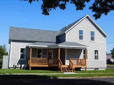 Marinette Single Family Home Active Contingent With Offer: 133 Coleman