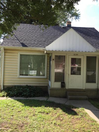 Milwaukee Single Family Home For Sale: 6145 N 37th St
