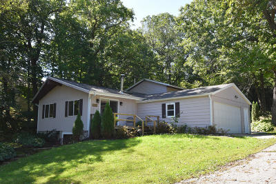 Single Family Home Active Contingent With Offer: W344s10445 County Road E