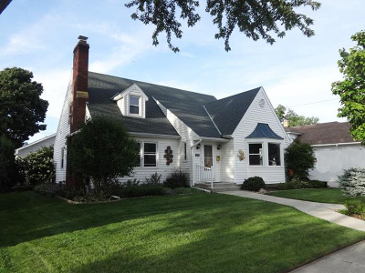 Waterford Single Family Home For Sale: 510 Main E St