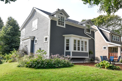 Single Family Home Active Contingent With Offer: 1609 N 69th St