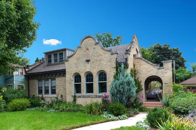 Wauwatosa Single Family Home For Sale: 1448 Church St