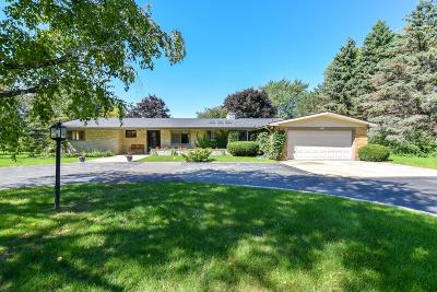 Mequon Single Family Home Active Contingent With Offer: 10919 N Westview Ln