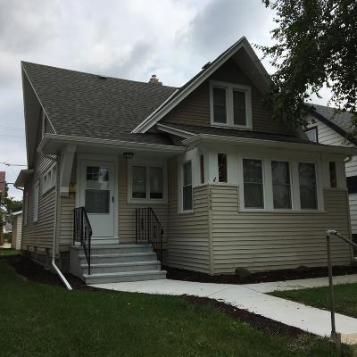 West Allis Single Family Home Active Contingent With Offer: 1558 S 78th St
