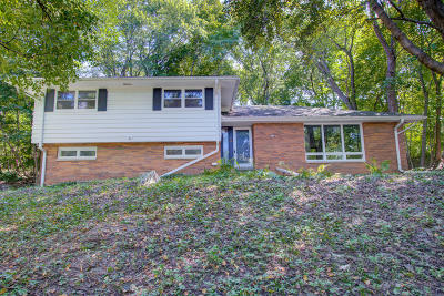 Greendale Single Family Home Active Contingent With Offer: 5890 Filbert Ct