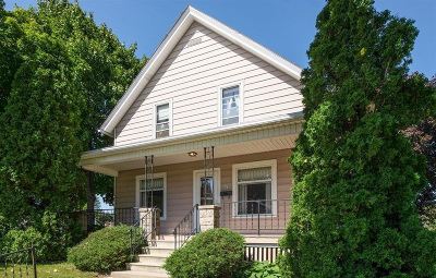 Mayville Single Family Home For Sale: 722 Dayton St