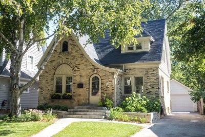 Single Family Home Active Contingent With Offer: 2028 Pleasant St