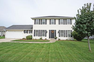 Oconomowoc Single Family Home For Sale: 991 Summer Creek Rd