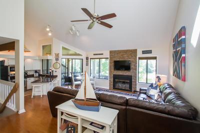 Fontana Condo/Townhouse For Sale: 929 Duck Pond Rd