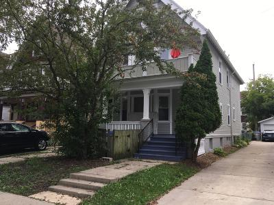 Milwaukee WI Two Family Home For Sale: $345,000