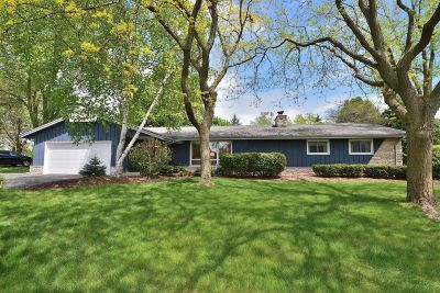 Brookfield Single Family Home Active Contingent With Offer: 3780 Mountain Dr