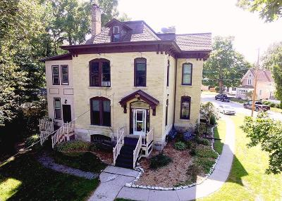 Waukesha Multi Family Home Active Contingent With Offer: 609 E Broadway