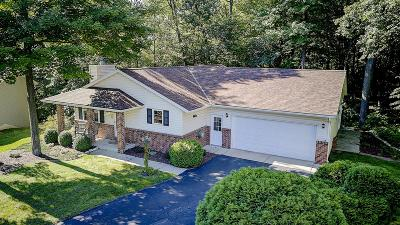 Slinger Single Family Home Active Contingent With Offer: 118 Manor Ct