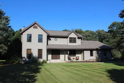Delafield Single Family Home For Sale: N6w31264 Alberta Dr