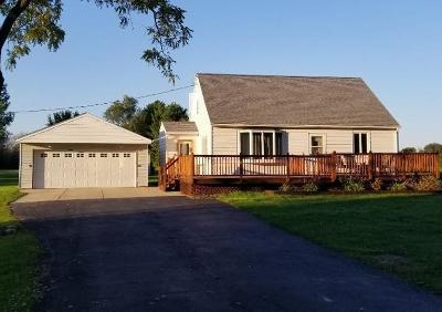 Muskego Single Family Home Active Contingent With Offer: 23204 7 Mile W Rd