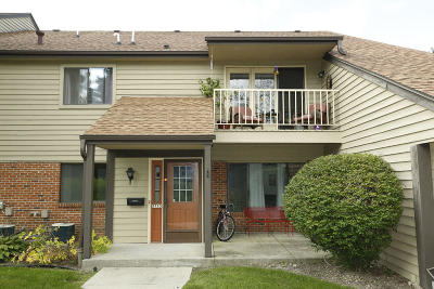 Greenfield Condo/Townhouse Active Contingent With Offer: 3713 W Loomis Rd