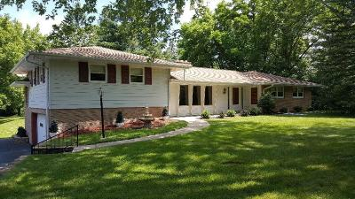 New Berlin WI Single Family Home For Sale: $299,900