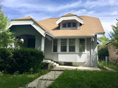 Milwaukee Single Family Home For Sale: 2540 N 48th St