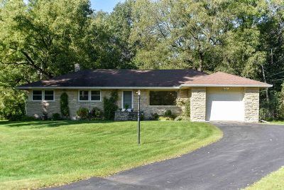 Lisbon Single Family Home Active Contingent With Offer: W222n8399 Plainview Pkwy