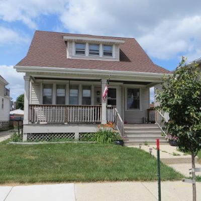 West Allis Two Family Home For Sale: 1359 S 57th St #1361