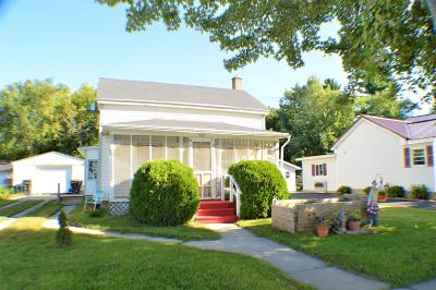 Whitewater Single Family Home Active Contingent With Offer: 712 E Main St