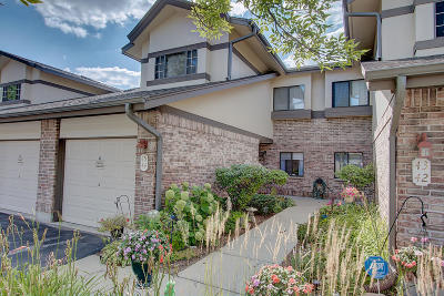 Glendale Condo/Townhouse For Sale: 500 W Bender Rd #45