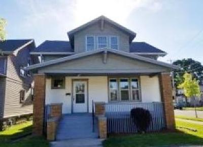 Racine Single Family Home Active Contingent With Offer: 1700 Flett Ave