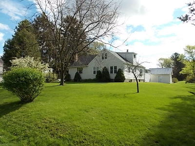 Fort Atkinson Single Family Home Active Contingent With Offer: 1494 N County Rd K #Lt2