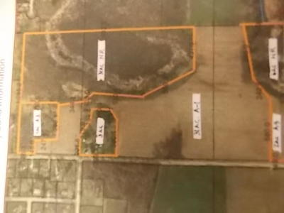 Fort Atkinson Residential Lots & Land Active Contingent With Offer: 1494 N County Rd K #Lt3