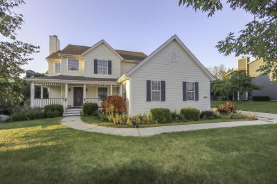 Germantown Single Family Home For Sale: N108w15316 Bel Aire Ln